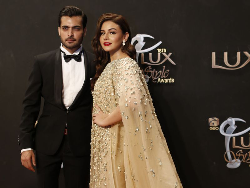 Inside Pakistan's star-studded Lux Style Awards | Pakistani
