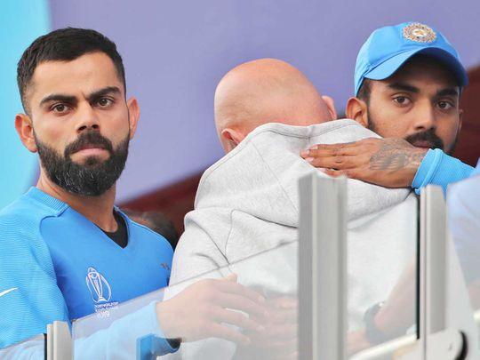 India's captain Virat Kohli,