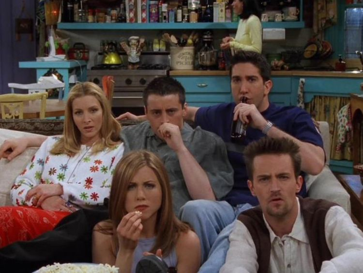 Friends' to leave Netflix for new HBO streaming service | Tv