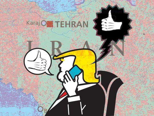Maximum diplomacy way forward in Iran crisis