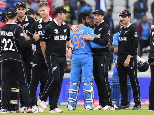 Cricket World Cup - 1st semi-final: India vs New Zealand live | Cricket –  Gulf News