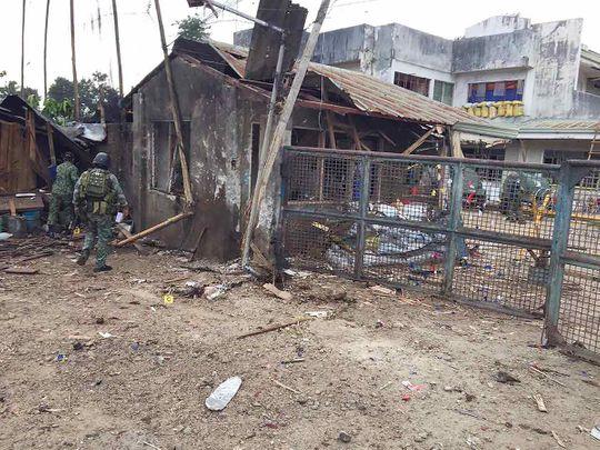 Philippines terror attack 201907010