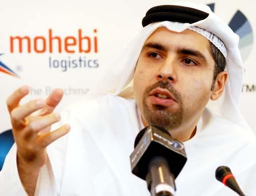 Mohebi launches Dh1b logistics venture | Business – Gulf News