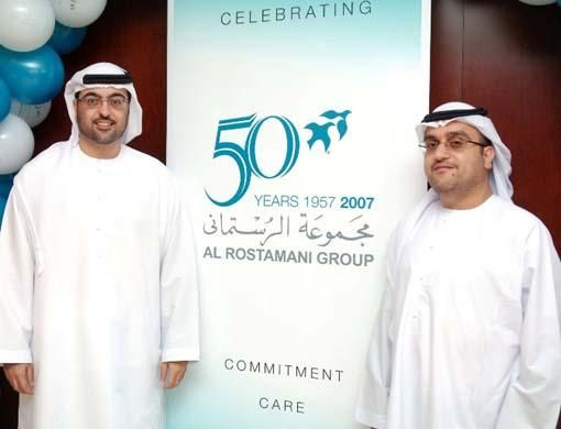 Al Rostamani Group unveils plans to mark 50th anniversary