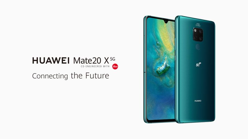 Huawei launches the 'King of 5G smartphones' beginning the 5G era in