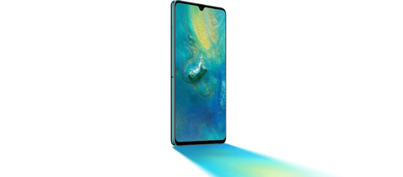 Huawei Mate 20 X 5G Display