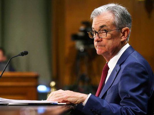 190712 Jerome Powell