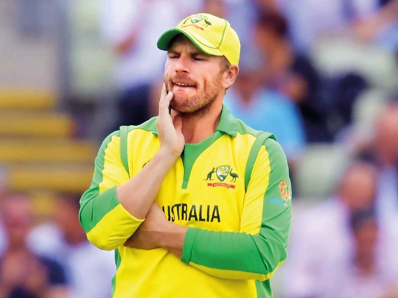 Finch not letting batting form affect his leadership: Richardson