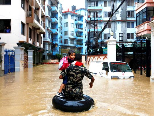 UAE issues travel warning for Nepal - The Wealth Land