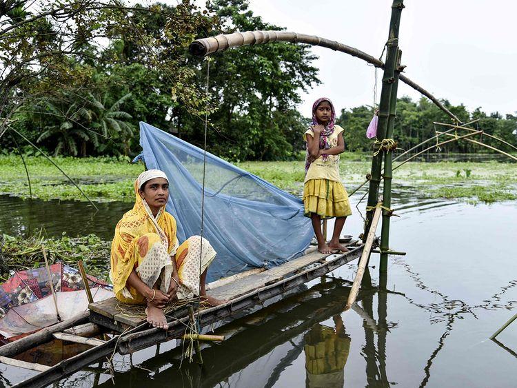 Rain Assam