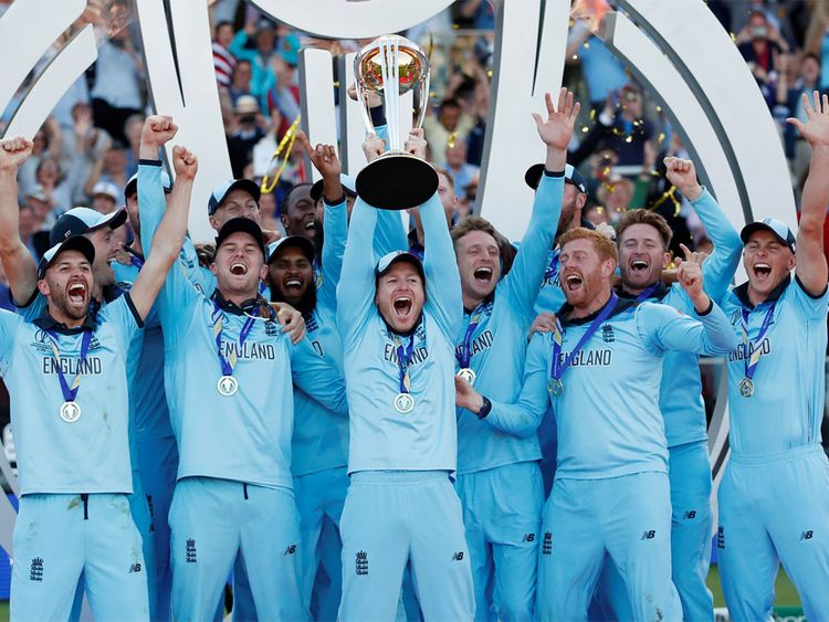 Cricket World Cup 2019: England is the new king of cricket through ...