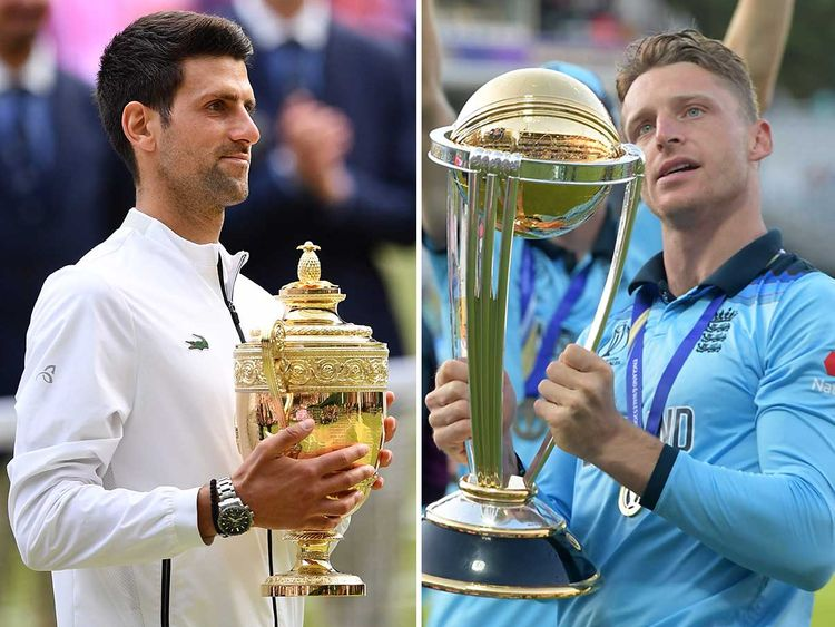 190517 tennis and cricket