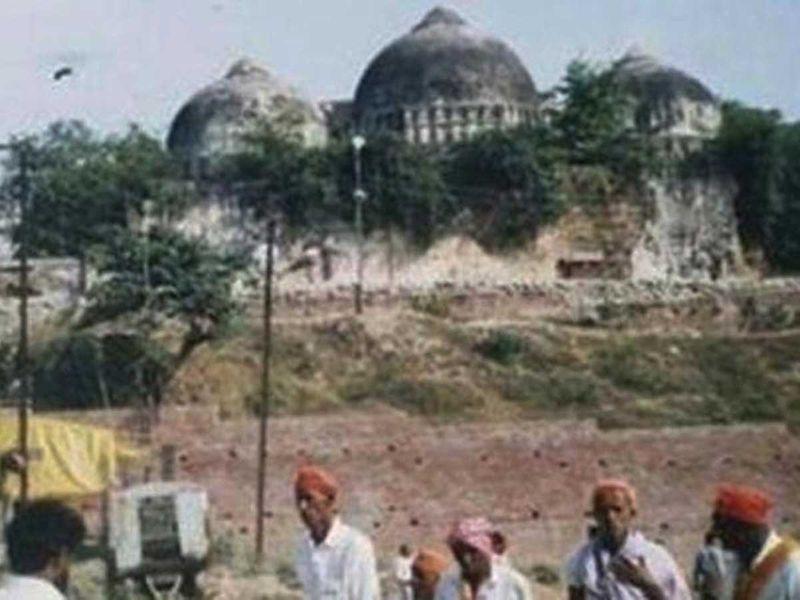 Ayodhya's Babri Masjid