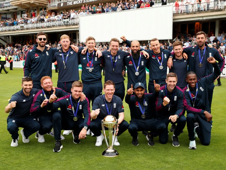 Cricket World Cup 2019: England champions, but neither by runs or wickets |  Cricket – Gulf News