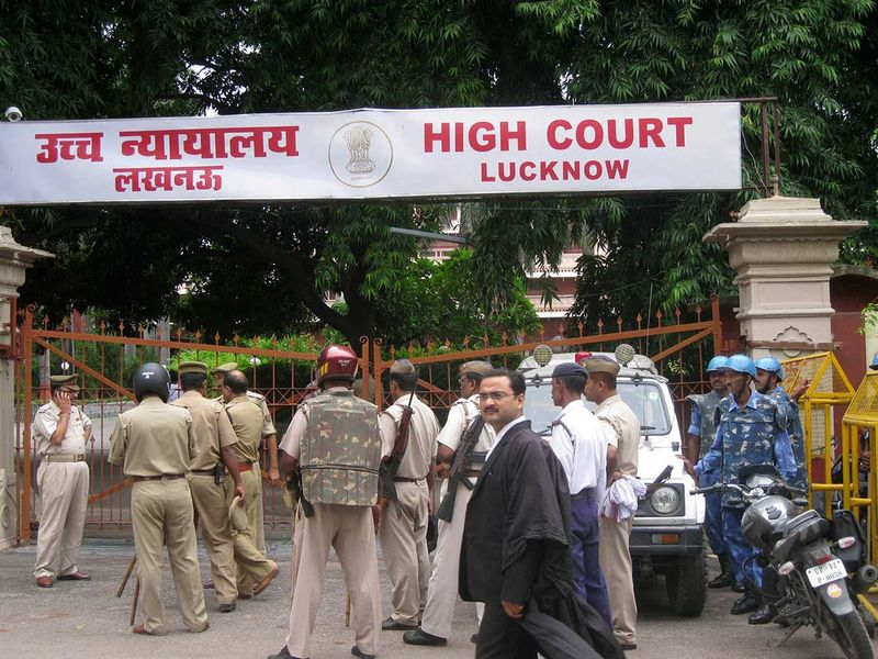 Lucknow High Court in Uttar Pradesh