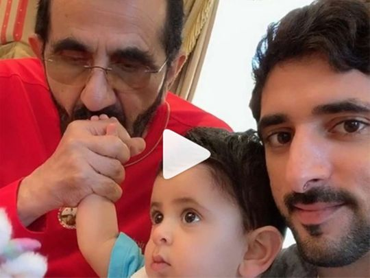 Shaikh Mohammad video 20190715