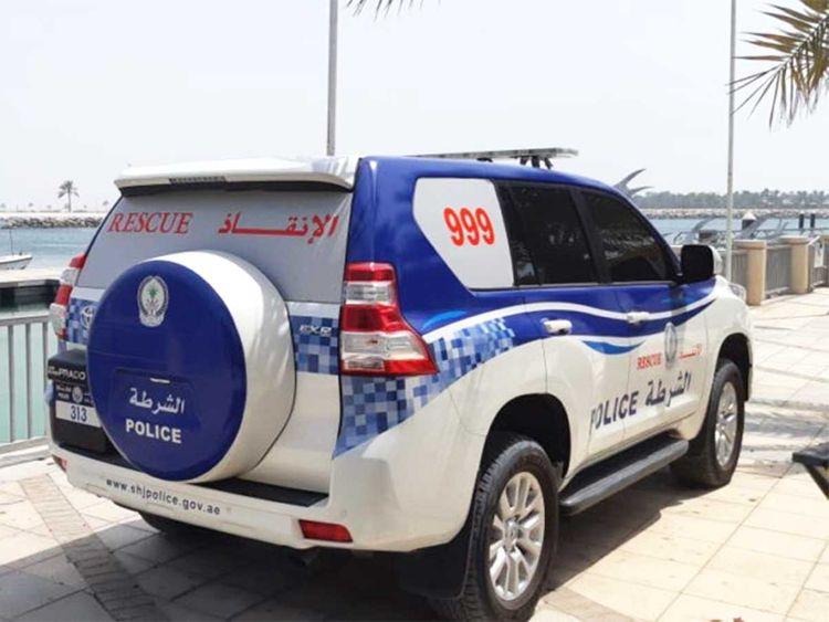 190716 Sharjah Police