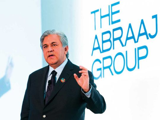 Arif Naqvi, the founder and ex-chief executive officer of Abraaj group.