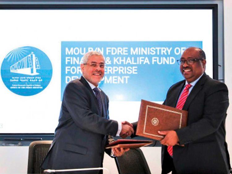 Hussain Al Nowais, Chairman of KFED