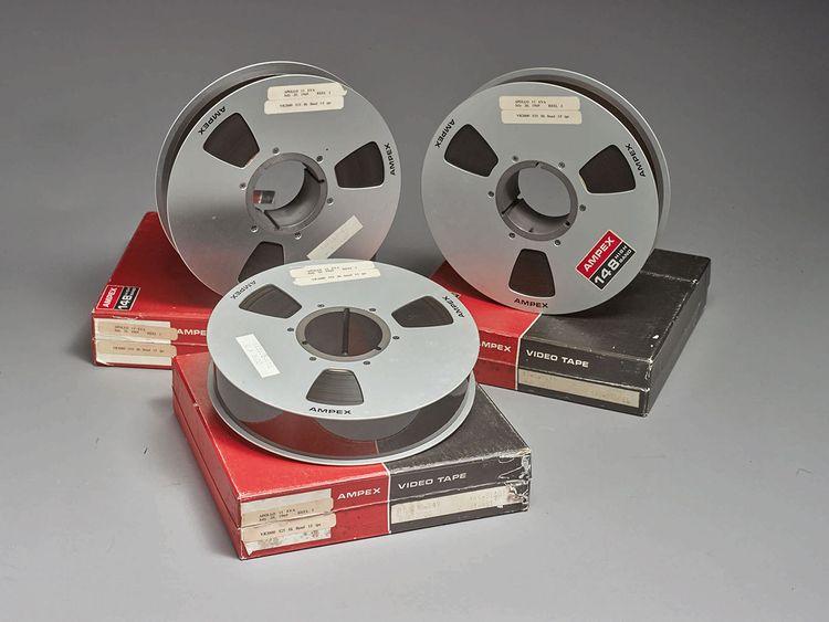 Moon landing tapes