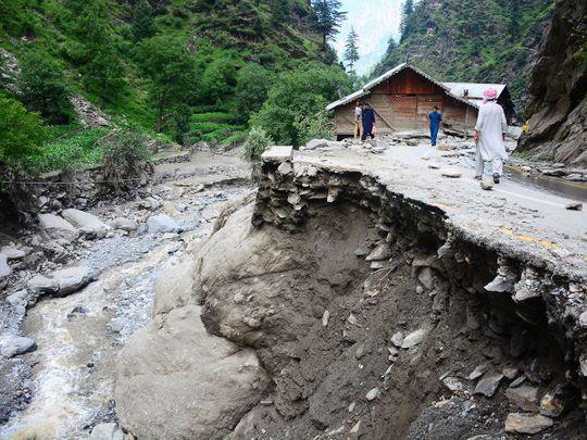 Neelum Valley of Kashmir