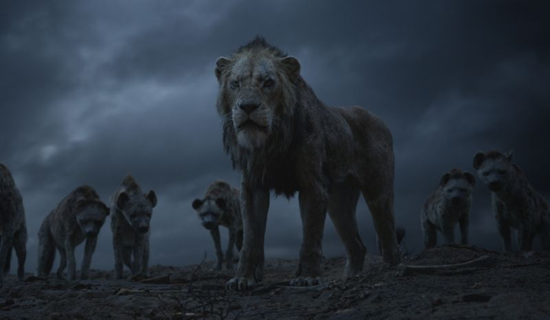 THE LION KING - Featuring the voices of Florence Kasumba, Eric André and Keegan-Michael Key as the hyenas, and Chiwetal Ejiofor as Scar, Disney's The Lion King is directed by Jon Favreau-1563281611891