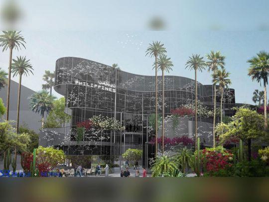 The Philippine pavilion at Dubai Expo 2020 3
