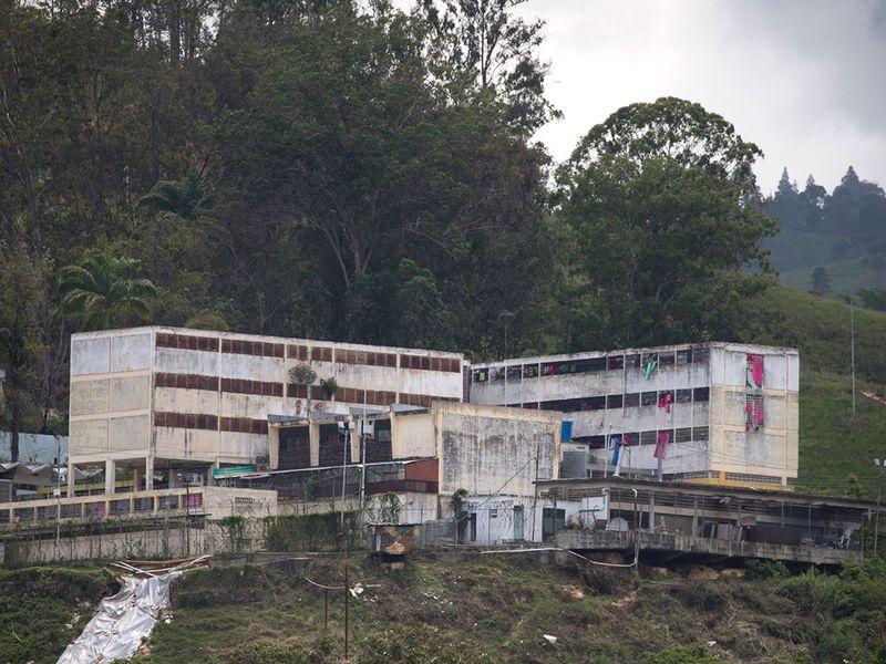 National Institute of Feminine Orientation prison