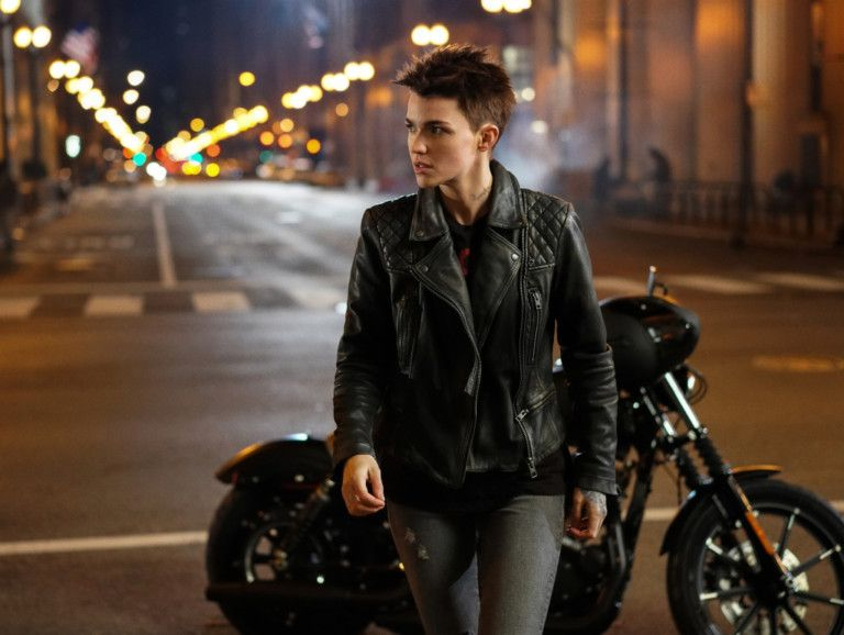 Ruby Rose in Batwoman-1563350036085