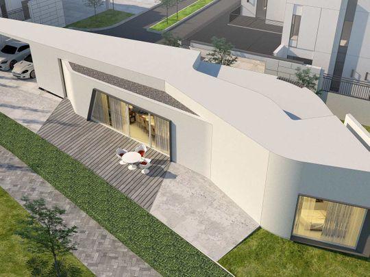 3D printed homes in Dubai