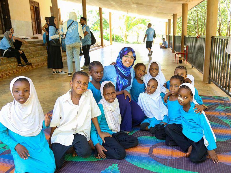 Ajman University Zanzibar
