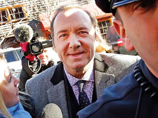 190719 Kevin Spacey