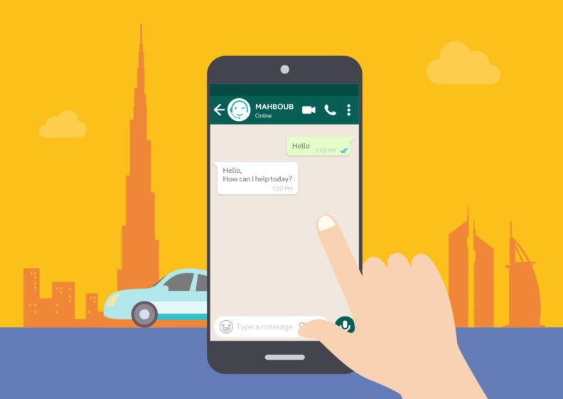NAT 190719  RTA launches automated chat on WhatsApp channel  RTA-Chatbot E-1563538566747