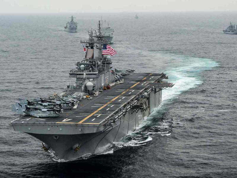 USS Boxer 201907