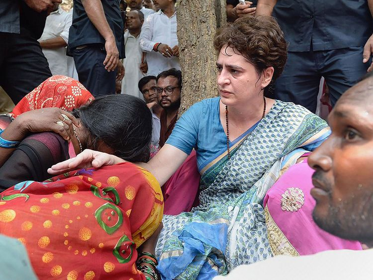 Priyanka Gandhi bashes BJP on Twitter about Ola, Uber