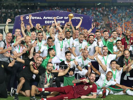 Football-Algeria