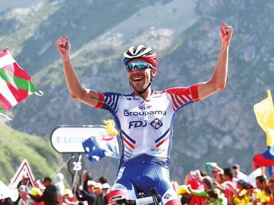 France's Thibaut Pinot
