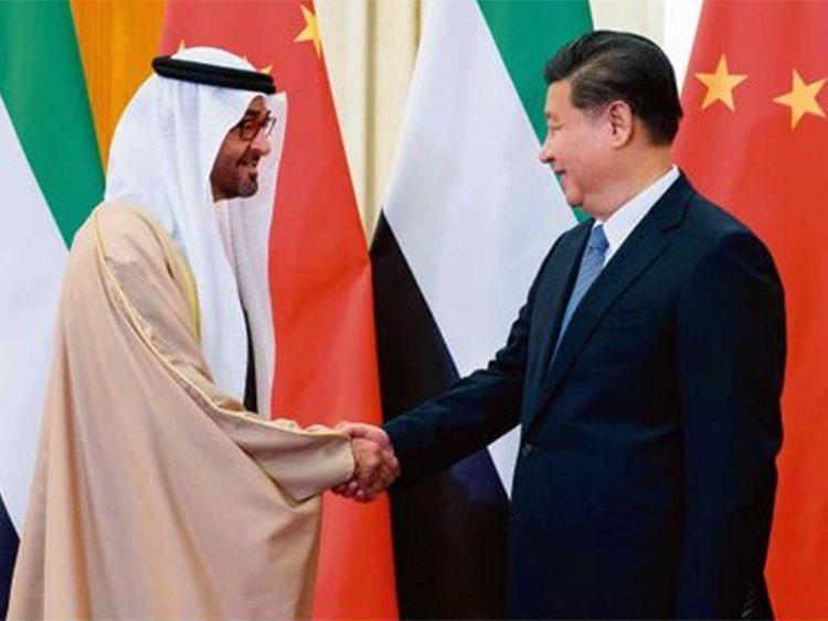 His Highness Shaikh Mohammad Bin Zayed Al Nahyan