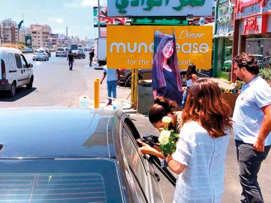 NGO in unusual Beirut road safety campaign