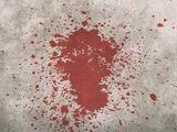 blood, blood stain, blood splatter