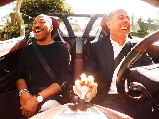 Seinfeld returns with 'Comedians in Cars' Season 11