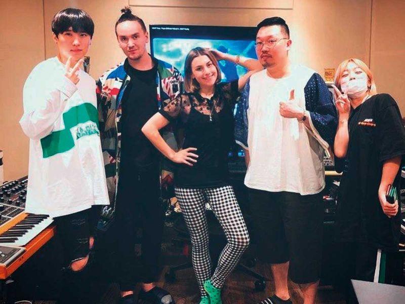 Meet K-Pop songwriter Melanie Fontana | Music – Gulf News