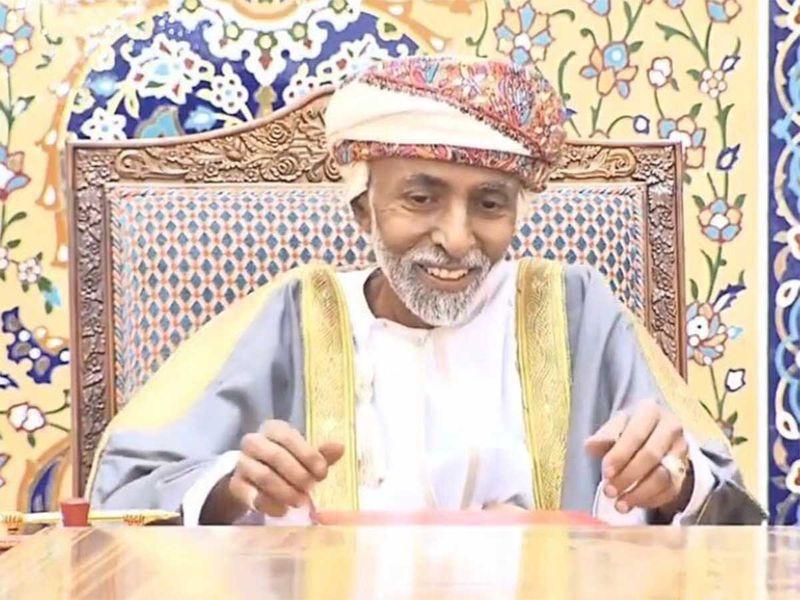 190722 sultan qaboos