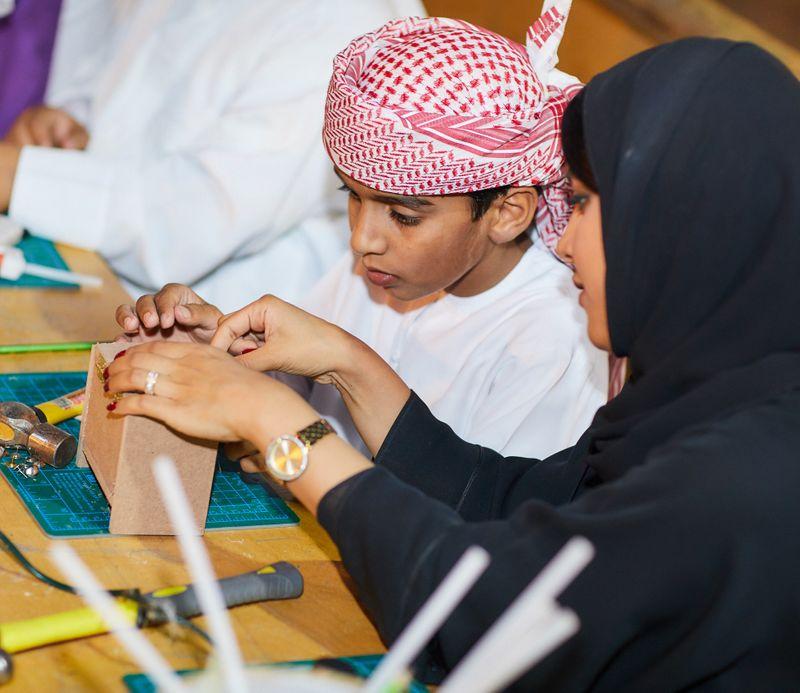 Al Qattara Arts Centre Workshop12-1563772196852