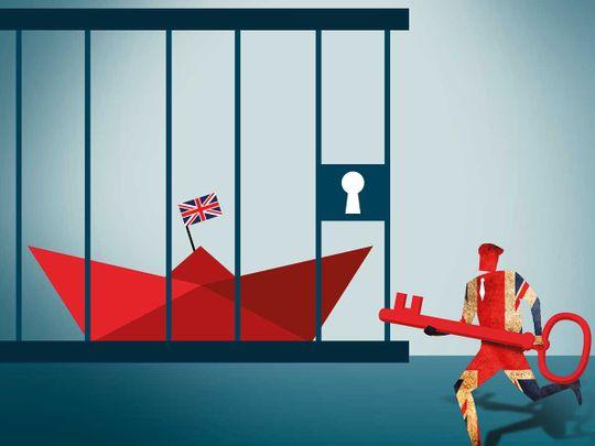 Britain slow to respond to Iranian threat