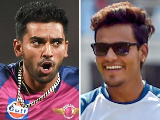 Twin celebration in Chahar household as Rahul joins Deepak in Team India