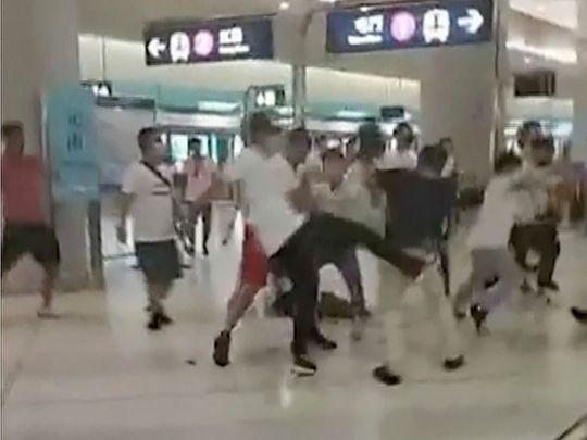 HK train