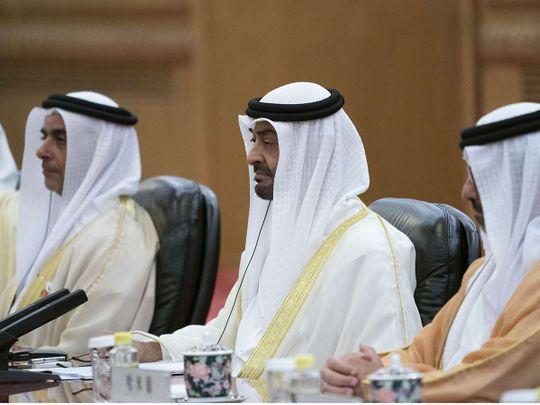 Sheikh Mohamed Bin Zayed Al Nahyan 20190722