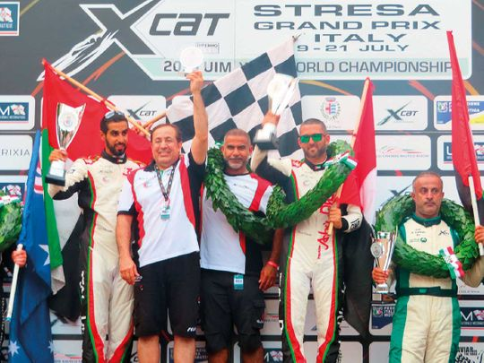 Torrente pleased with strong start in Italian GP