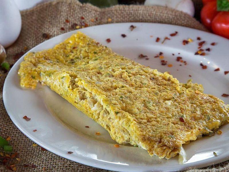 Raju Omelette